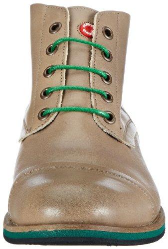 NOBRAND Seville 7897 - Zapatos de ante para hombre gris - Grau (tela)