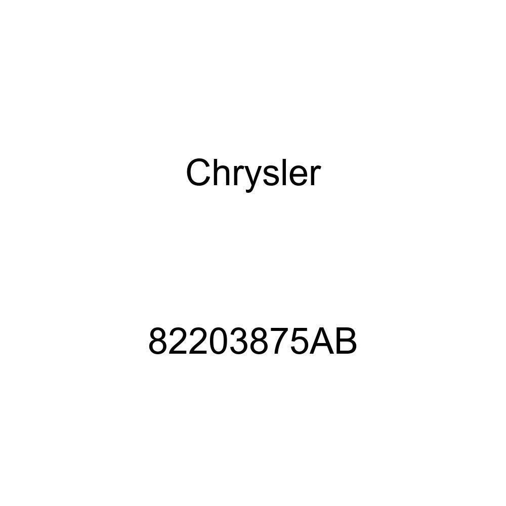 Chrysler Genuine 82203875AB Splash Guard Kit