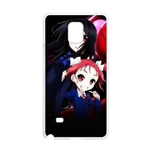 samsung_galaxy_note4 phone case White Accel World UUA6198771