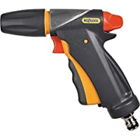 Hozelock Jet Spray Ultramax Gun, Grey/Yellow, 16x10x8 cm