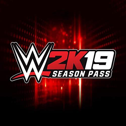 WWE 2K19 Season Pass - PS4 [Digital Code]