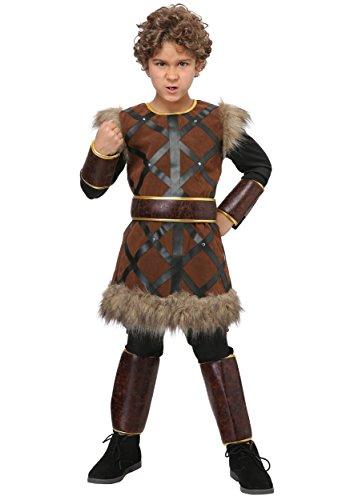 Fighting Viking Boys Costume Large