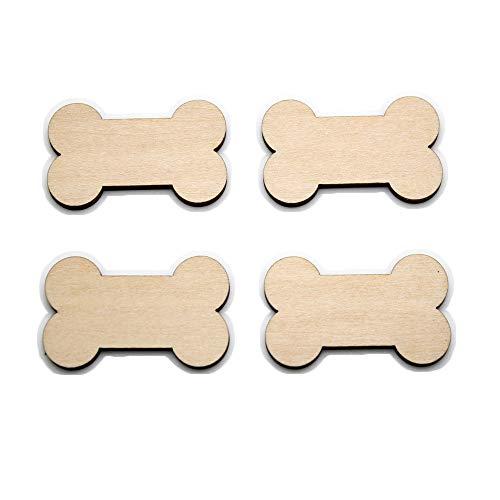 Wooden Bone - yuhoshop: 50pcs 2