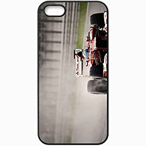 Personalized iPhone 5 5S Cell phone Case/Cover Skin 40807 Black