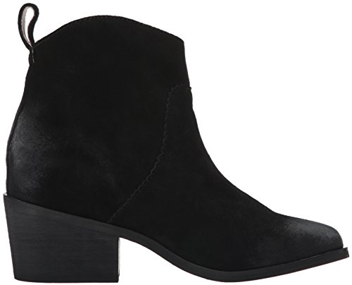 Mason Ankle Sana Black Bootie Distressed Sol Suede Boot Women's qx7Iwn4E