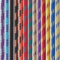NEWENGLAND NER-3801-07-00300 Cord - 7 mm. x 300 ft., Yellow & Red