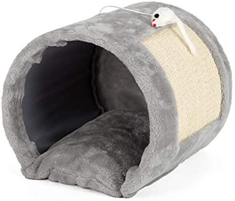 LDDPP Cama/caseta Perro Gato Interior 2 En 1,Lavable ...