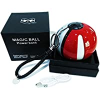 Z-Home Power Bank NEW Arrivals Action Figures Go Ball Power Bank 10000mAh Chager With LED Light For Go AR Games Poke ball Magic ball