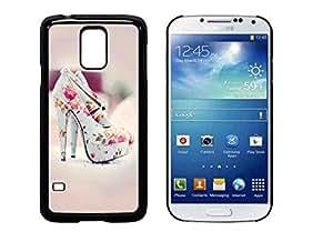 Flower Heels Galaxy S5 Phone Case