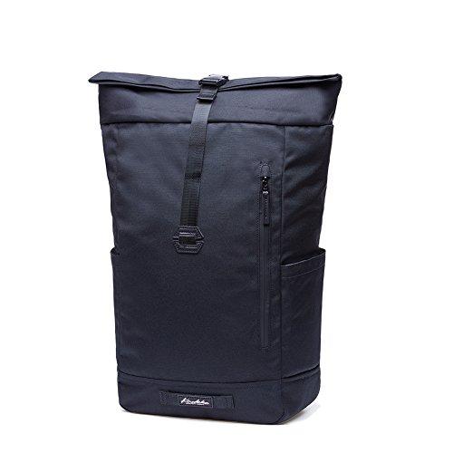 KAUKKO Casual Daypacks&multipurpose backpacks,Outdoor Backpack,Travel Casual Rucksack,Laptop Backpack Fits 15'' (04black) by KAUKKO (Image #7)