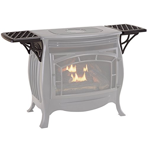 Duluth Forge FDSR25SG Shelves for Vent less Gas Stove