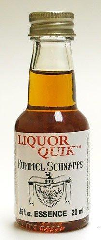 (Liquor Quik Natural Liquor Essence, 20 mL (Kummel Schnapps Liqueur))