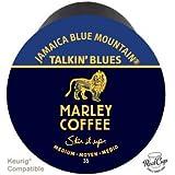 Marley Coffee K-Cup Coffee - Jamaica Blue Mountain - 24 ct