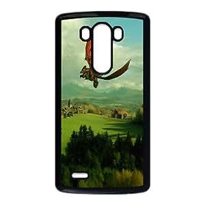 LG G3 Cell Phone Case Black_Spellforce 2 Shadow Wars Eqqba