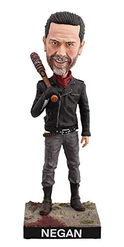 Royal Bobbles The Walking Dead Negan Bobblehead -