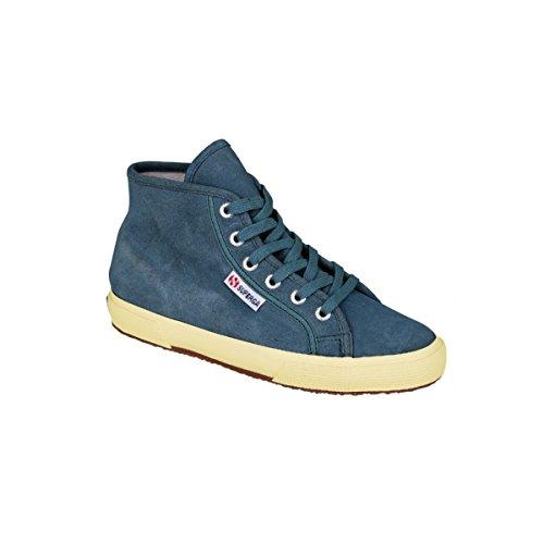 Superga 2095- SUEU S0028C0 - Zapatillas fashion de ante unisex Dark Denim
