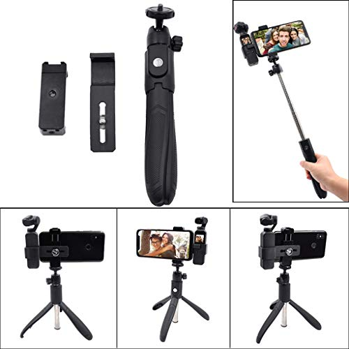 ❤️MChoice❤️Selfie Stick Tripod Mount Phone Holder for DJI OSMO Pocket Handheld Gimbal Stabilizer -