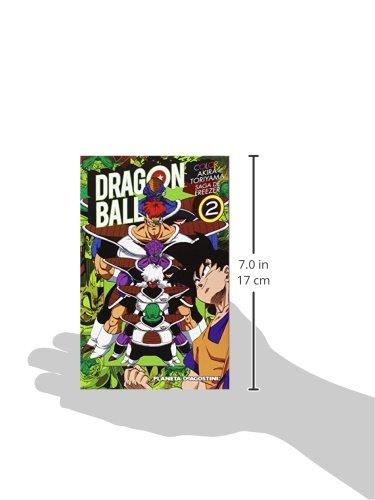 Dragon Ball Freezer n�02: Akira Toriyama: 9788416051977 ...