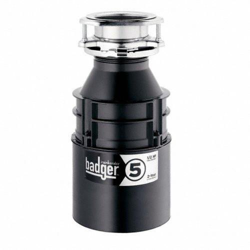 InSinkErator Badger 5 (1/2 HP) Food Waste Disposer Review