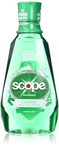 Price comparison product image Scope Mouthwash Original Mint 33.8 Oz (2 Pack)