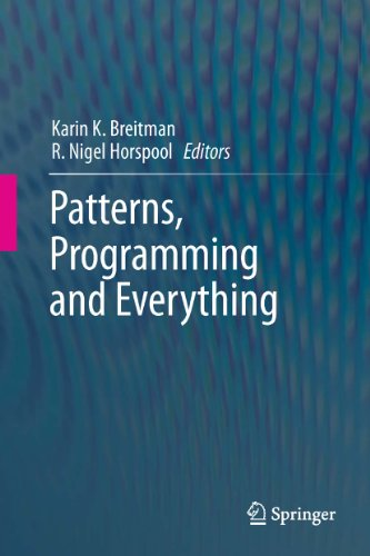 Patterns, Programming and Everything Pdf