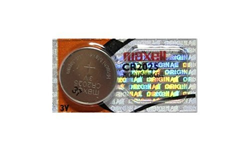 Cr2025 Lithium Cell - Maxell CR2025 3V Lithium Coin Cell Battery - DL2025 ECR2025