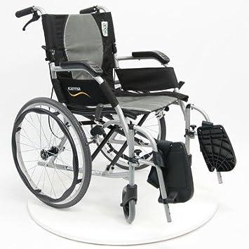 Amazon.com: ergoflight Ultra ligero silla de ruedas tipo de ...