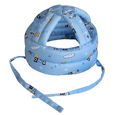 Baby Safety Helmet Children Headguard Infant Protective Harnesses Cap Adjustable Toddler Head Protector Mopoin