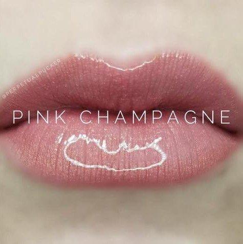 Pink Champagne LipSense Kit - Gloss Champagne Lip Pink