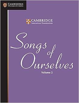 Resultado de imagen para songs of ourselves