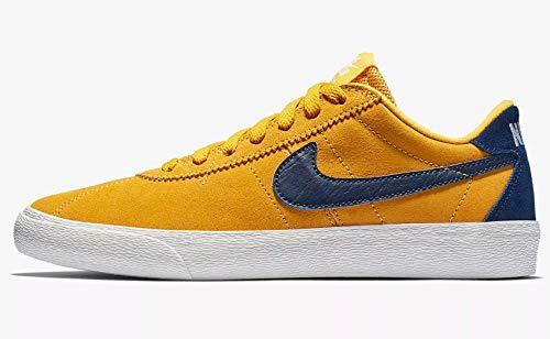 Low Yellow Void Da Sb Wmns blue Skateboard Ochre Donna Nike white Scarpe Bruin w4AO8qt