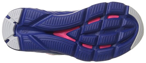 New Balance Women's W690V4 Running Shoe Blue/Pink