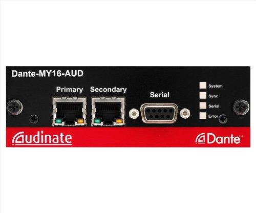 Yamaha dante my16 aud ebay for Yamaha dante card