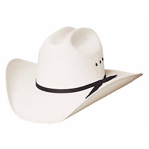 (Bullhide Buffalo - (10X) Straw Cowboy Hat (7))