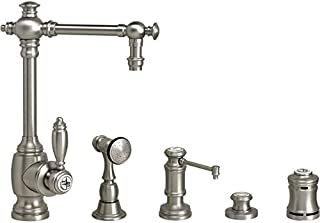 product image for Waterstone 4700-4-DAC Towson Prep Faucet 4pc. Suite Distressed Antique Copper
