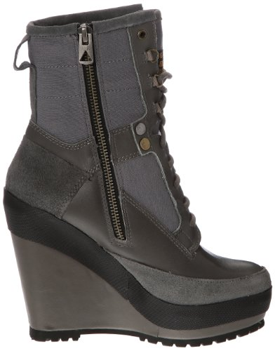 Dark Mix Grey RAW Grigio 477 Stivali Wedge Gris STAR G Donna txwfzZ