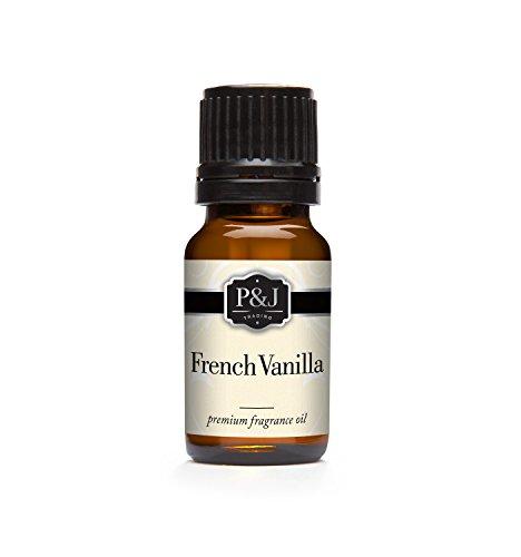 French Vanilla Fragrance Oil - Premium Grade Scented Oil - 10ml