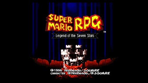 Super Mario RPG: Legend of the Seven Stars - Wii U [Digital Code] (Wii Games Roleplay)
