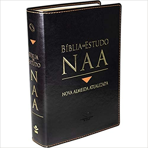 Bíblia de Estudo NAA: Nova Almeida Atualizada (NAA)