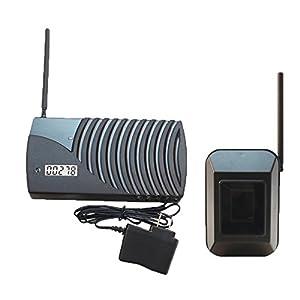 5. Rodann Electronics Wireless Driveway Alarm System