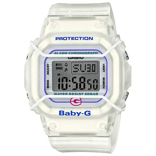 G-Shock Women's BGD-525-7CR Clear One Size