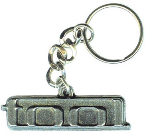Licenses Products Tool Logo Metal - Metal Ring Logo Key