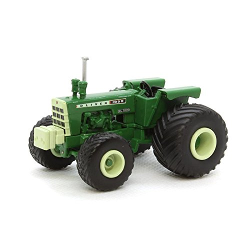 Spec Cast 1/64 High Detail Oliver 1950 El Toro with Terra Tires, 35 Years of Toy Tractor Times