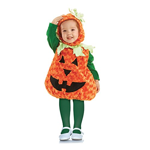 Underwraps Baby's Pumpkin Belly-Babies, Orange, X-Large