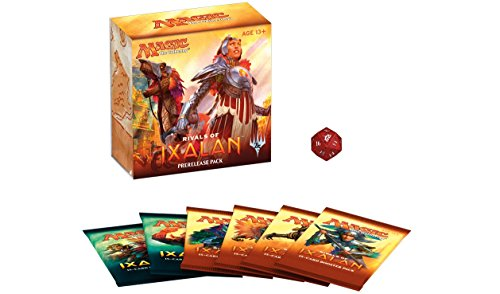 Magic the Gathering (MtG): RIVALS OF IXALAN PRERELEASE PACK