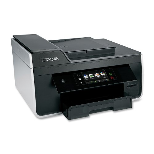 Lexmark Pro915 Wireless Inkjet All-in-One Printer with Scanner, Copier and Fax by Lexmark