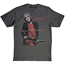 Goodie Two Sleeves Tom Petty Damn The torpedoes T-Shirt, Officially Licensed
