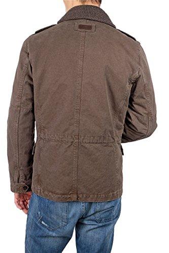 Marlboro Classics Jacket , Color: Brown, Size: 54