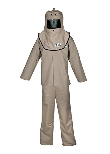 CAT4 Series Arc Flash Hood, Coat, & Bib Suit Set