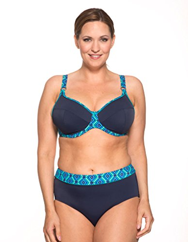 Ulla Lima Emerald Bikini Brief 9532 18 UK (44 EU)